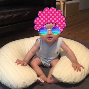 【母乳、詰まる】お腰につけたUFO(未確認飛行物体)