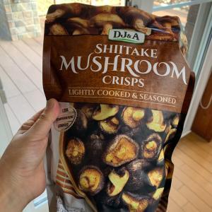 コストコの椎茸のお菓子