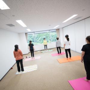 運動する効果 &【公開】7月以降 美活ストレッチ教室スケジュール