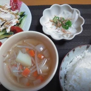 ありがたいお野菜(^^)