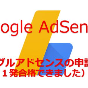 Googleアドセンスの申請方法(1発合格できました)【Google】
