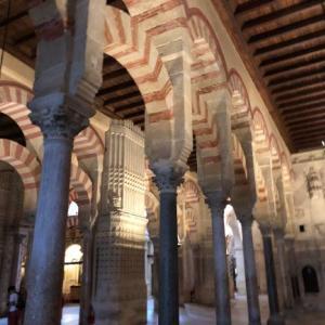 スペイン旅5 コルドバ、圧巻のメスキータを訪ねる