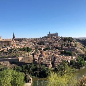 スペイン旅6 古都トレドでアーサー王伝説。