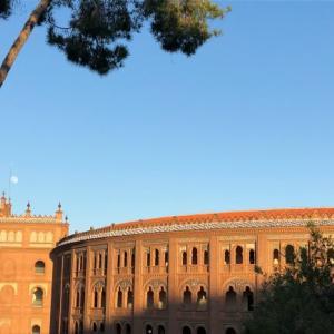スペイン旅7 令和中年使節団、首都マドリードを訪れる