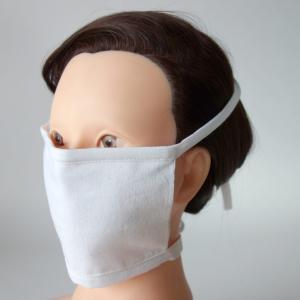 晒(さらし)で作る-JIN-仁風マスクの作り方