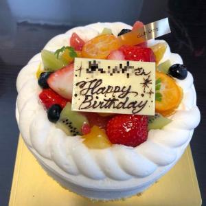お誕生日お祝い