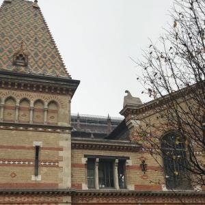 【ハンガリー】ブダペスト中央市場