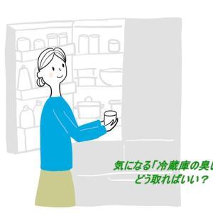 【臭い取り】洗濯機・エアコン・空気清浄機・冷蔵庫・電子レンジのイヤなニオイはこう対処しよう