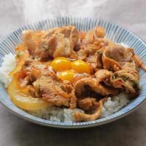 【ヒルナンデス】『絶品豚丼』の作り方*ラップとレンジだけで作る絶品料理<2020年10月5日>
