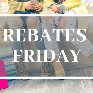 【楽天Rebates】2020年7月のリーベイツフライデーの詳細とおすすめストア