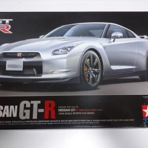 タミヤ NISSAN GT-R【4】