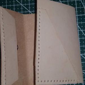 晩御飯を抜いてみる&小さくて薄くて軽い財布を作るよ!2