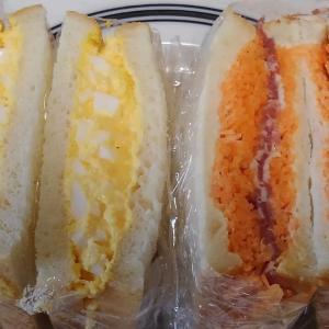 サンドイッチ&父の財布を作るよ!2