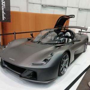 日本に1台のスーパーカー、ダラーラ!