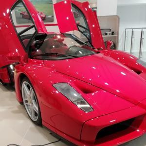 「スーパーカーの最高峰」エンツォ・フェラーリを見てきた!