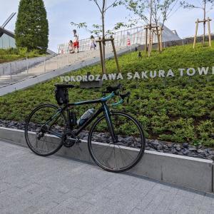 ところざわサクラタウン(東所沢駅)から狭山方面へパン屋巡りサイクリングをしてみた