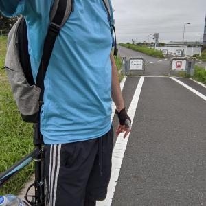 Tシャツと短パンでサイクリングしてみたら、サイクリングジャージのありがたみを思い知りました。
