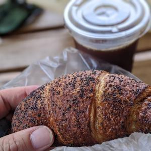 荒川サイクリングロード 沿い クロワッサンがおいしいお店 Pan‐Tech パンテック(さいたま市)を紹介