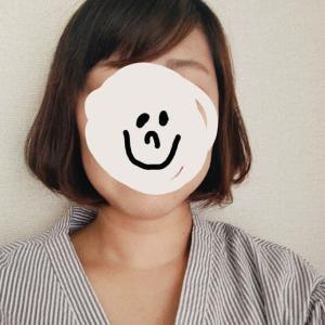イメチェン後の髪型