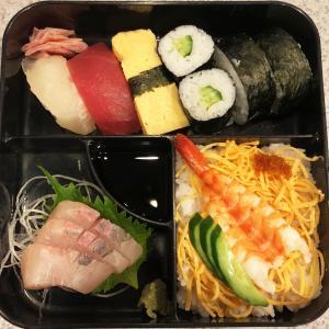 藤森駅近くのお一人様でも入りやすい寿司店
