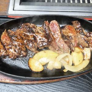 ランチステーキなども充実している円町の焼肉店