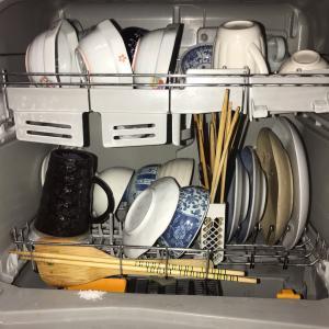 食洗機の中身