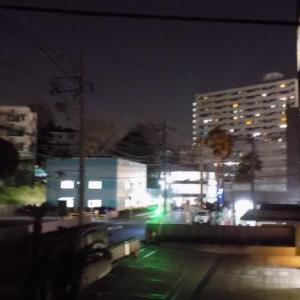 横浜 最終日 『夜中』 ≪詩≫