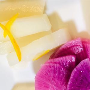 簡単で美味しい!柚子大根 ♡ 子育ての合間に大量作り置き