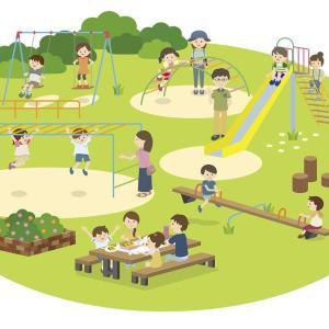 子供との公園ピクニック!親に必要な心構え