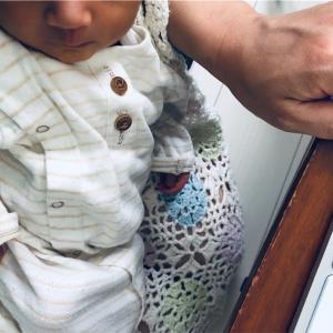 赤ちゃんが可愛くてしかたない…男の子、三人目、新生児。