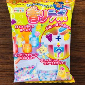 6歳子供がおススメする知育菓子☆一番楽しくて美味しいのはコレ!