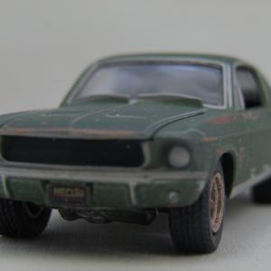 グリーンライト「 ブリット」 1968 マスタングGT