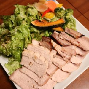 【手軽で豪華】ヘルシオで焼豚レシピ!たれも同時調理できるよ