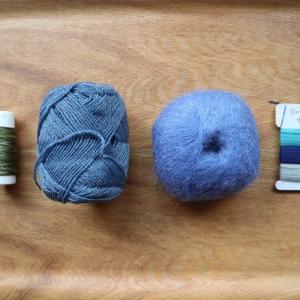 【どれが必要?】ダーニングの糸選び実践編:ネットで買える4種を実際に使って評価してみました