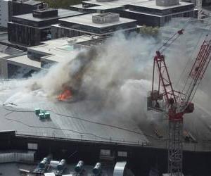 SkyCity blaze: Using monsoon buckets 'too dangerous' for fire crews inside building – NZ Herald