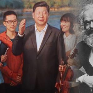 Xi's birthday gift