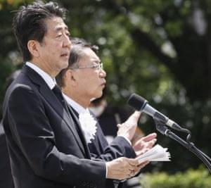 Japan PM sparks anger with near-identical speeches in Hiroshima and Nagasaki