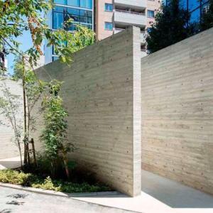 CNN.co.jp : 渋谷の公園に「透明トイレ」 プロジェクトの一環