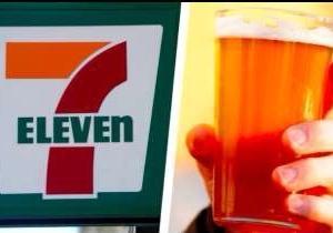 7-Eleven-butiken i Sverige kan bli först med att sälja alkohol
