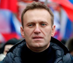 Russian opposition leader  is out of a coma