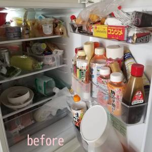 【before▶︎after】冷蔵庫