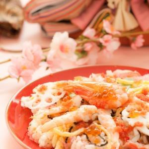 桃の節句のひな祭りの定番の食べ物って何?おすすめレシピ6選!