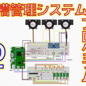 ラズパイで水槽管理システムVer01!プログラム編