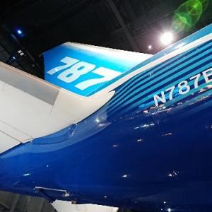 ボーイング787の特徴 B787ってどんな飛行機?