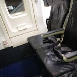 「搭乗記」ウエストジェットに またまた 乗ってきた(^_^)