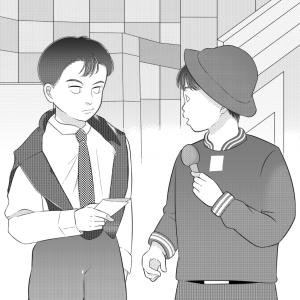 第1話内容【ダウンタウン物語】