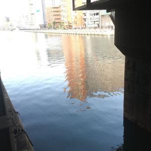堀川を歩く