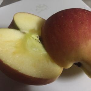 餃子の皮でアップルパイっぽいもの