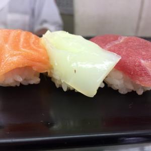 シゲちゃん寿司でランチ