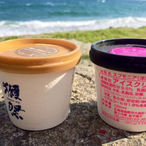 富士冷菓で獺祭とスプモニア